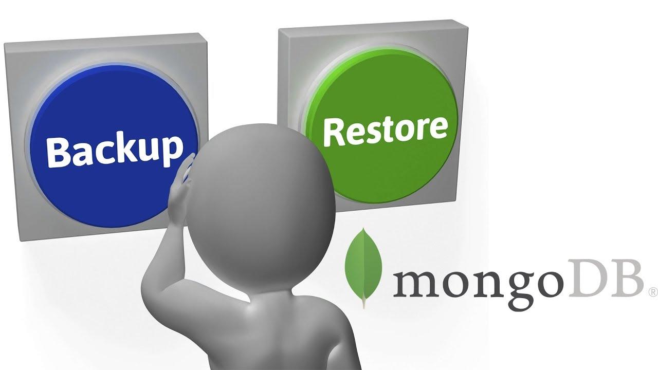 MongoDB Database Backup and Restore