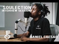 Capture de la vidéo Daniel Caesar Expresses The Importance Of A Strong Team And More On Soulection Radio