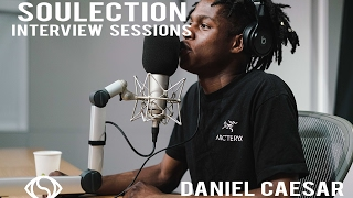 Daniel Caesar expresses the importance of a strong team and more on Soulection Radio