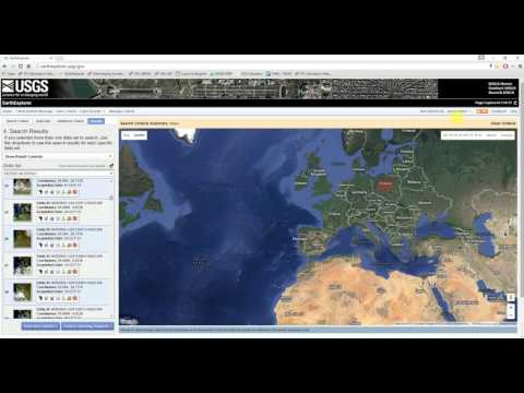 MODIS: Download, visualize, and compute NDVI for free