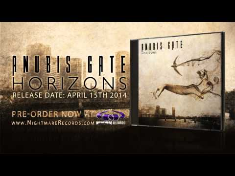 "ANUBIS GATE ""Horizons"" (Official trailer-tease)"