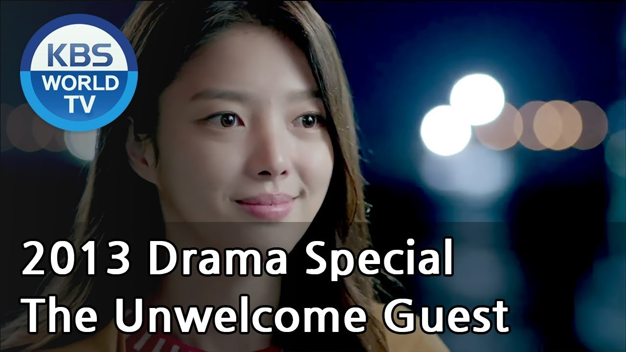 KBS World Drama Specials The Unwelcome Guest and The