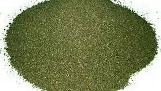 Производство удобрений из сапропеля и глауконита