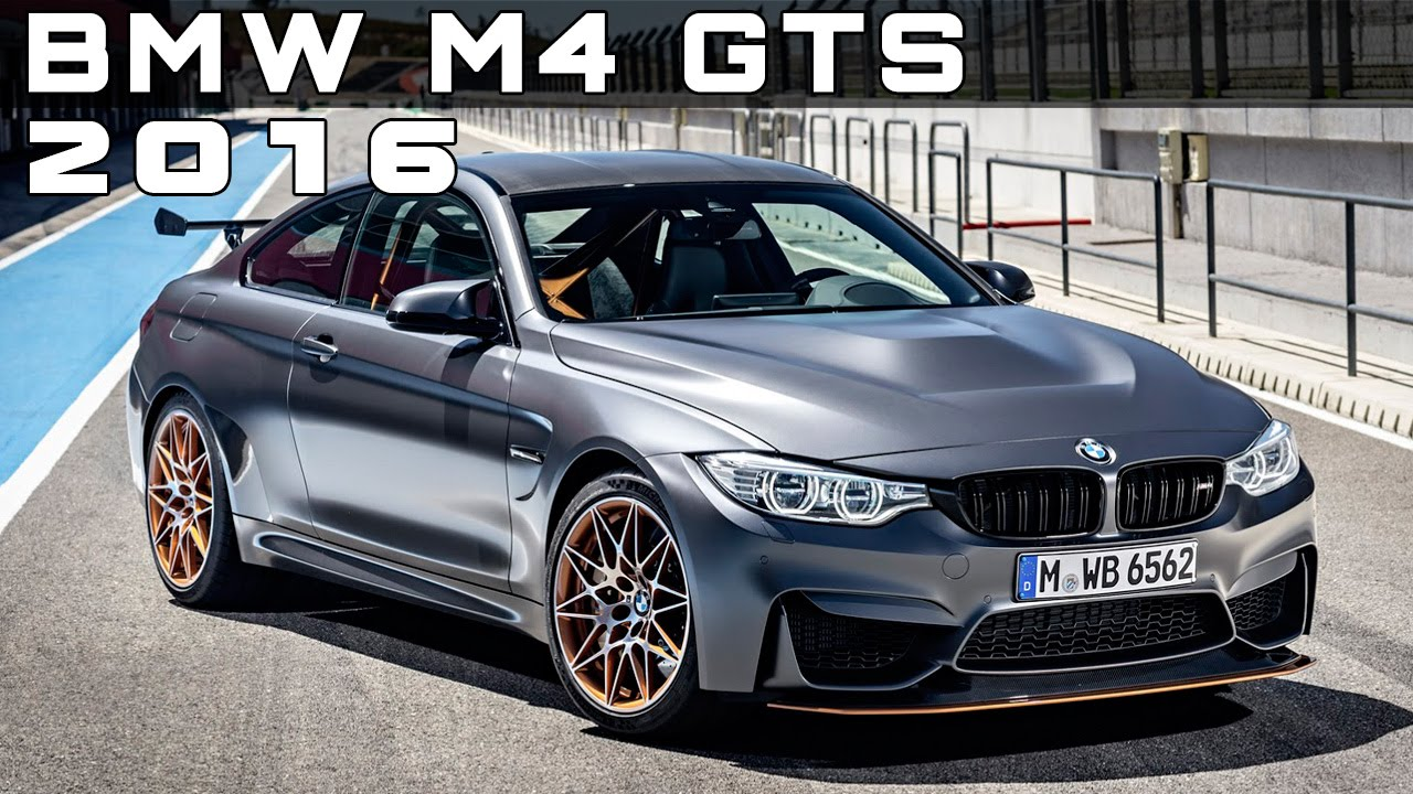 2016 hybrid bmw m4 gts review rendered price specs release date youtube. Black Bedroom Furniture Sets. Home Design Ideas