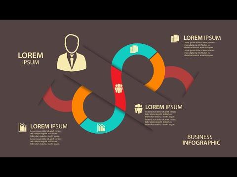 Illustrator CC Tutorial | Graphic Design | Vector Infographic 06 ...
