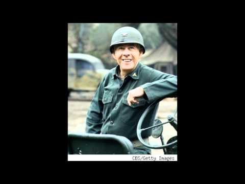 HARRY MORGAN STAR OF MASH DIES AT 96 MAY HE REST IN PEACE.wmv