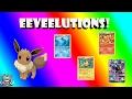 Eeveelutions – Powerful new tool in the Pokémon TCG (Eevee Cards)