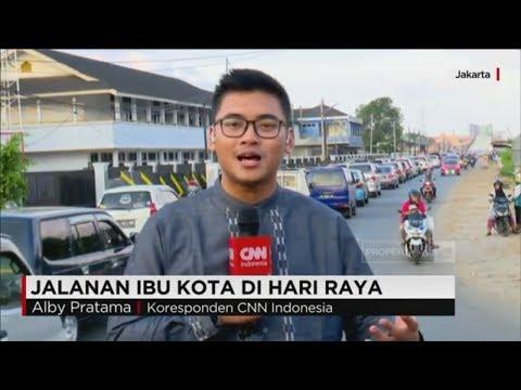 Bagaimana Jakarta di Hari Raya Lebaran 2017?