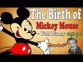 Walt Disney Success Story in Telugu | The Birth of Mickey Mouse || Telugu Facts