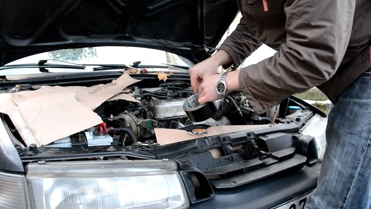 How to increase a car gas mileage as well temperature in your car ...
