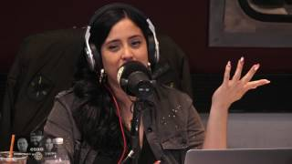 Laura Stylez Made it Official on EBRO in The Morning