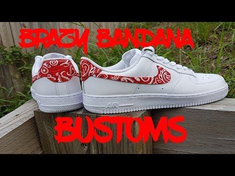 BRAZY BANDANA BUSTOM - YouTube