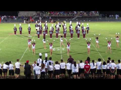 Maplewood Marching Band August 25, 2017