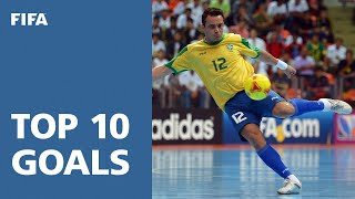 TOP 10 GOALS | FIFA Futsal World Cup Thailand 2012