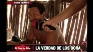 Video Iquitos: descubra toda la verdad sobre la vida de los nativos boras (1/2) download MP3, 3GP, MP4, WEBM, AVI, FLV Juni 2018