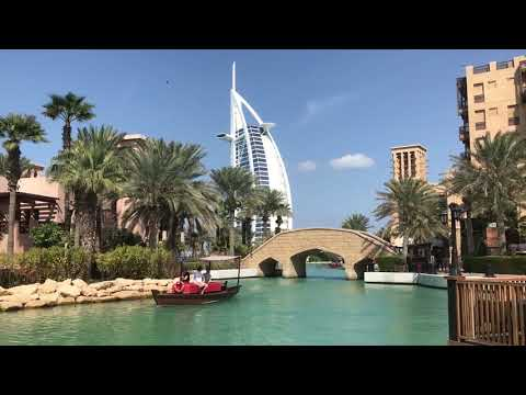 Dubai Madinat Jumeirah, Abra Boats