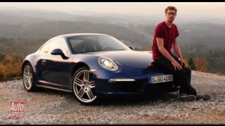 Porsche 911 Carrera 4S and Cayenne S Diesel review - Auto Express