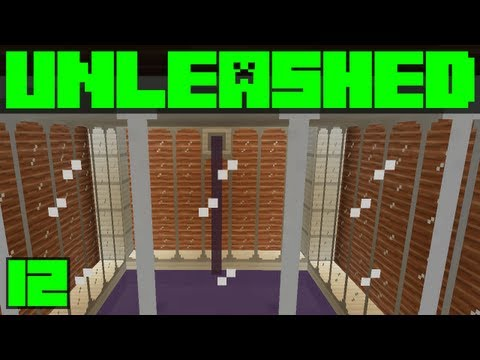 Hypno FTB Unleashed E12: MFR Biofuel and Cave World