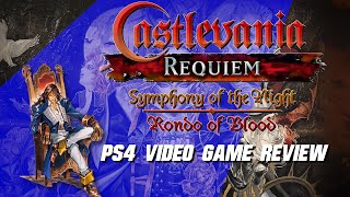 Castlevania Requiem: Symphony of the Night & Rondo of Blood | PS4 Video Game Review
