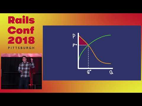 RailsConf 2018: What's in a price? How to price your products and services by Michael Herold
