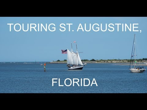 Touring St. Augustine, FL | Old Town Trolley Tour | RV America
