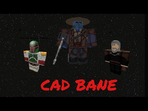 Cad Bane | A Roblox Timelines Movie