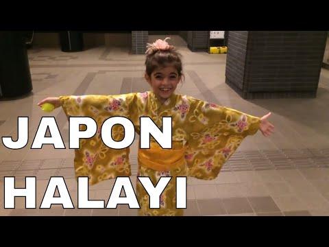Japon Halayi Cekiyoz  - Matsuri = Japon Festivali