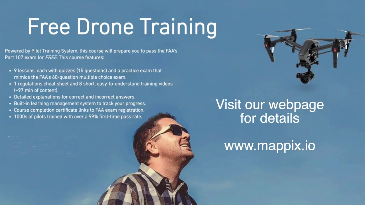 FREE Drone Training Course