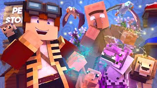 My MAGICAL Companion Pet !? | Minecraft Chronicles - Roleplay SMP #16