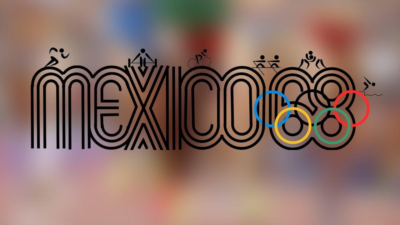 Juegos Olimpicos De Mexico 68 Youtube