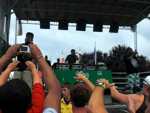 "FASHAWN & MURS - ""Slash Gordon"" @ Rock the Bells NJ 2012"