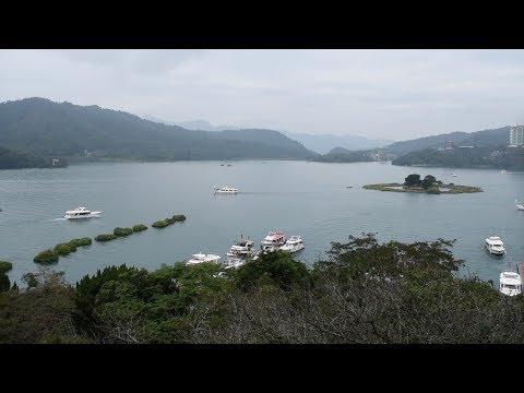 Sun Moon Lake, Taiwan - Full Tour HD (2017)