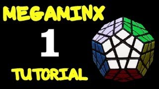 Megaminx - Tutorial (1/5) - Español