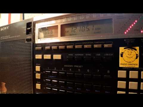 23 07 2014 Radio Dialogue to Zimbabwe, under strong unmodulated carrier 1606 on 12105 Talata