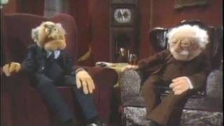Muppet First Appearances - Statler and Waldorf