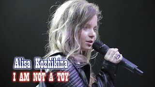 Alisa Kozhikina  I Am Not A Toy (Solo Concert)
