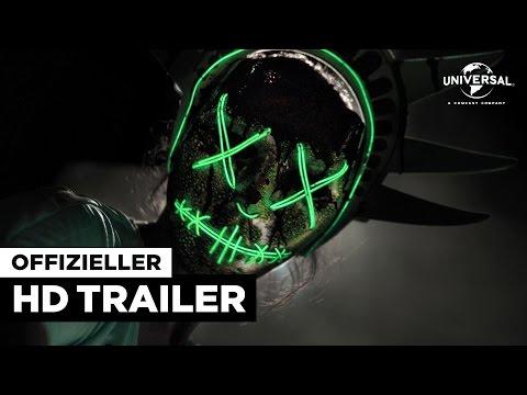 The Purge: Election Year - Trailer HD deutsch / german
