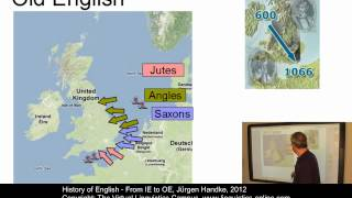 History of English - From IE to OE
