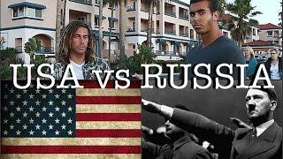 Часть 2: Американцы о России и Гитлере | USA vs RUSSIA