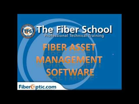 On-Demand: Fiber Asset Management Software