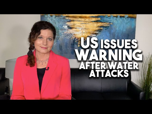 US issues warning after water attacks in Israel