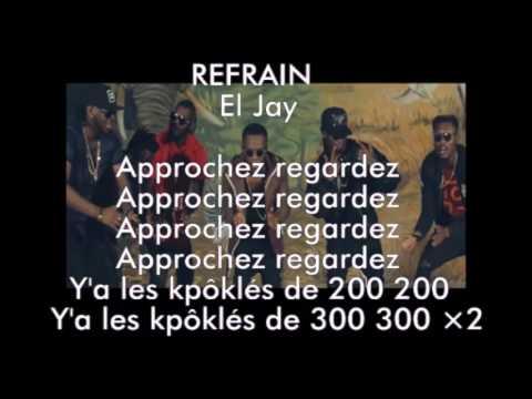kiff no beat feat arafat dj approchez regardez lyrics