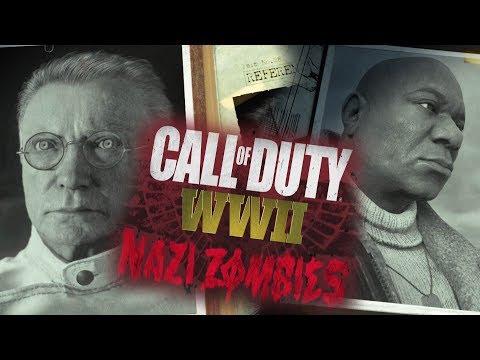 Charakter, Story, Handlung - Nazi Zombies Infos, News   World War 2 [German/Deutsch] [Full-HD]