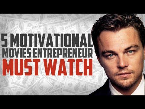5 Motivational Movies Entrepreneur Must Watch