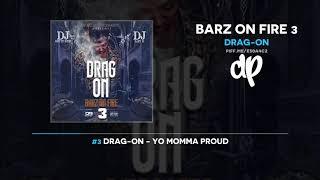 Drag-On - Barz On Fire 3 (FULL MIXTAPE)