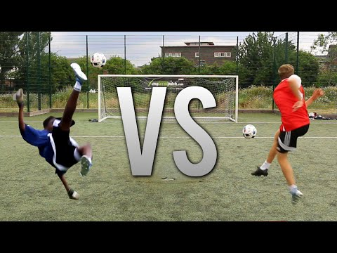 The Ultimate Sunday League Footballer | Vs Manny
