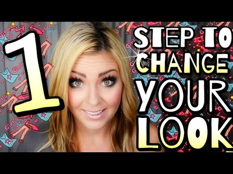 How To Change Your Look In One Easy Step!