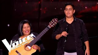 Consuelo Velazquez - Besame Mucho   Tania   The Voice 2019   Blind Audition