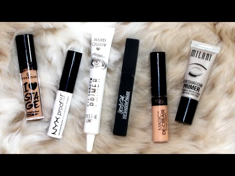 Best eyeshadow primer for sensitive eyes