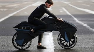 8 UNIQUE MOTORCYCLES THAT ACTUALLY EXIST